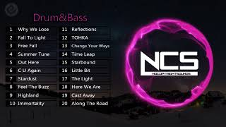 Free Drum&Bass Music NoCopyrightSounds Mix, Enjoy It. ⏮ 00:00 Cartoon - Why We Lose  Best Drum&Bass songs NCS 1 hour...