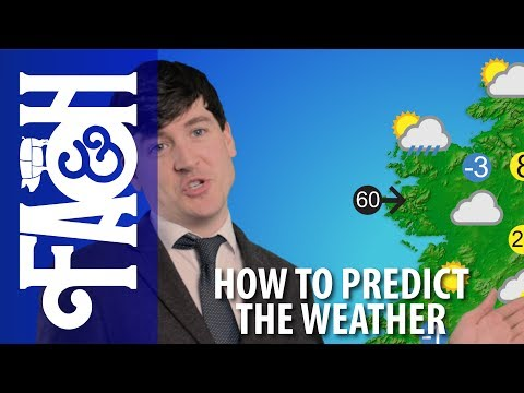 How they REALLY predict the Weather - Foil Arms and Hog
