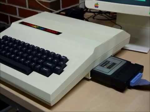 Dragon DOS on a TRS-80 Coco disk controller