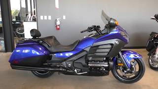 6. 200015   2015 Honda Gold Wing F6B DELUXE Used motorcycles for sale