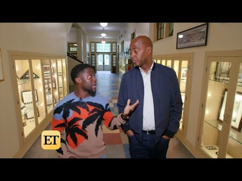 Video HH On ET: Kevin Hart Is Principal For A Day + Amandla Stenberg Takes Over TIFF download in MP3, 3GP, MP4, WEBM, AVI, FLV January 2017
