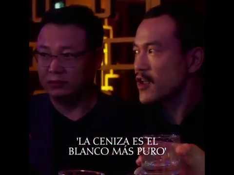 Keepers, el misterio del faro - LA CENIZA ES EL BLANCO MÁS PURO y Jia Zhang?>