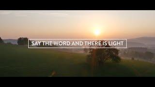 Say The Word - Lyric/Music video - Hillsong United - Empires 2015