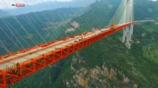 Nonton Above The Clouds China Builds World s Highest Bridge. Film Subtitle Indonesia Streaming Movie Download