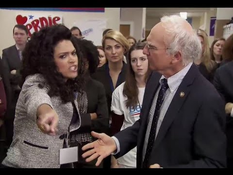 WATCH: Larry David Does Bernie Sanders SNL, Again!