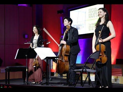 Printemps des Arts : Les jeunes talents à l'honneur au coeur de l'hémicycle du Conseil National