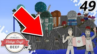 CLI-SYE CAHEY! - VintageCraft Server - EP49 (Minecraft Video)