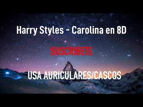 Harry Styles - Carolina | MÚSICA EN 8D