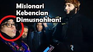 Video Akhirnya Misionari Kebencian Hatun Dimusnahkan Muhammad Hijab (Bahagian 1) MP3, 3GP, MP4, WEBM, AVI, FLV Juni 2019