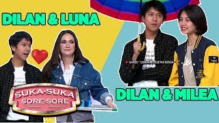 Video Dilan Gombalin Milea, Luna Maya: Aku Juga Mau Digombalin!! - Suka Suka Sore Sore (21/2) PART 1 MP3, 3GP, MP4, WEBM, AVI, FLV April 2019