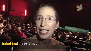 Ballet GACEMSS (Adulto) apresenta Suíte do Ballet O Quebra-Nozes e O Morcego
