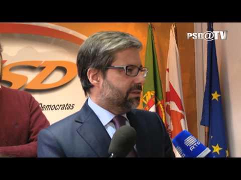Marco António Costa sobre défice orçamental de 4,9%