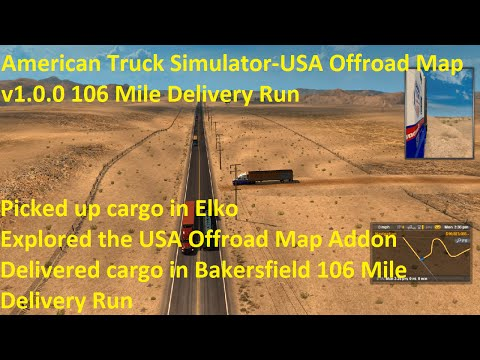 USA Offroad Map v1.0.0