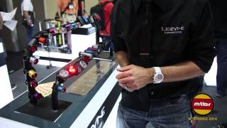 Interbike 2014: Lezyne KTV, Zecto Drive Auto, Macro Drive Duo Lights and Control Drive C02 Pump