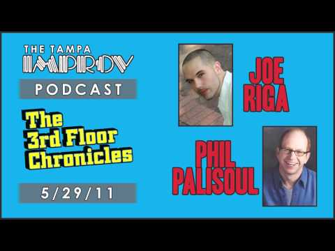 The 3rd Floor Chronicles Podcast - Phil Palisoul