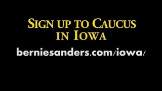 Johnston (IA) United States  City new picture : Bernie Sanders For President 2016 Johnston, IA ek1 mp4