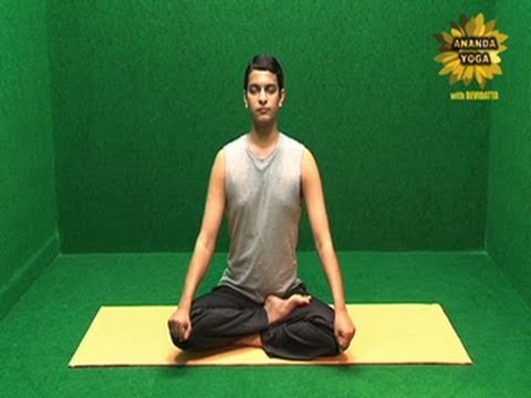 How To Reduce High Blood Pressure With Yoga Exercise Part 3