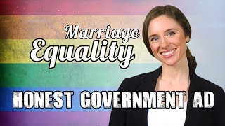 The Australian Government just released this ad about the Marriage Equality Plebiscite and it's surprisingly honest and ...