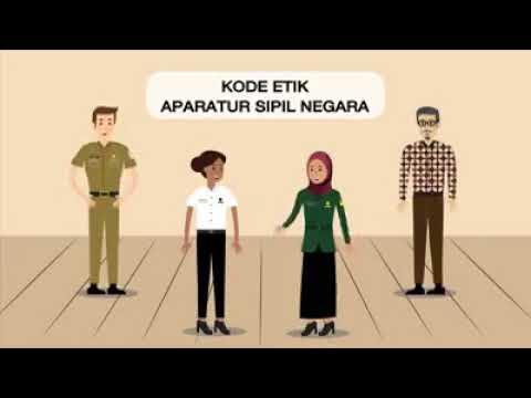 Kode Etik Aparatur Sipil Negara