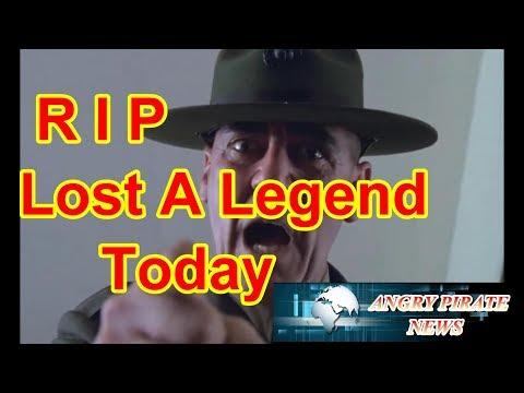RIP R. Lee Ermey,