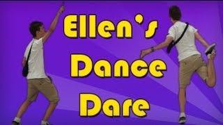 Seb la Frite - Ellen's Dance Dare