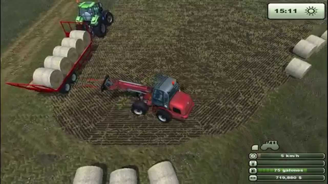 maxresdefault 25 Minuten Gameplay von Farming Simulator 2013