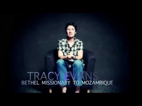 Tracy Evans - Revival in a Mozambique Prison - iReachAfrica