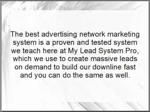 Advertising Network Marketing Effectively