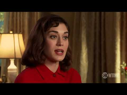 Masters of Sex Season 2 - Lizzy Caplan is Virginia Johnson