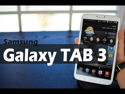 Samsung Galaxy Tab 3 - REVIEW