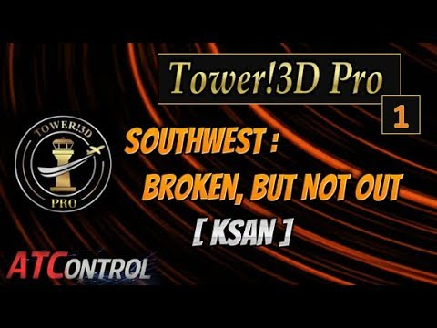 Tower! 3D Pro -- EP #1::: Southwest: Broken But Not Out (видео)