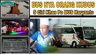 Video BUSNYA PAK HAJI.! 5 Ciri Khas Po BUS Haryanto MP3, 3GP, MP4, WEBM, AVI, FLV Oktober 2018