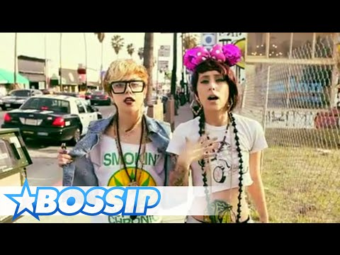 kreayshawn - Lil Debbie sounds off on her tension with Kreayshawn, white rap, contoversy over the black video vixens, and more. WATCH MORE BOSSIP VIDEOS: http://bit.ly/Kx...