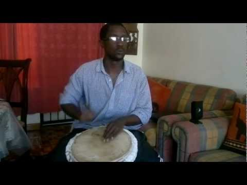 Walkin Up Hip Street by Tower of Power (BEST djembe cover on the web)