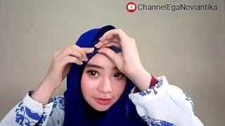 Tutorial Hijab 2 by Ega Noviantika