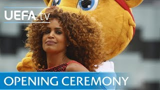 Watch the opening ceremony of UEFA Women's EURO 2017 in Utrecht, featuring Sharon Doorson.http://www.youtube.com/subscription_center?add_user=uefaFacebook: https://www.facebook.com/uefacomTwitter: https://twitter.com/UEFAcomG+: https://plus.google.com/+UEFAcomhttp://uefa.com