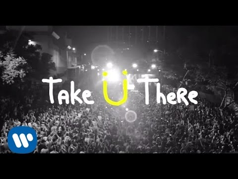 Jack Ü feat. Kiesza - Take Ü There