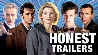 Video Honest Trailers - Doctor Who (Modern) MP3, 3GP, MP4, WEBM, AVI, FLV Februari 2019