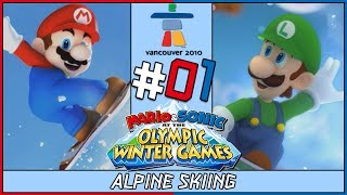 Get Hyped! Thank you for joining us. :D Our Holiday Lp where Mario and Sonic once again battle for the coveted gold medals but in the winter events. This was...