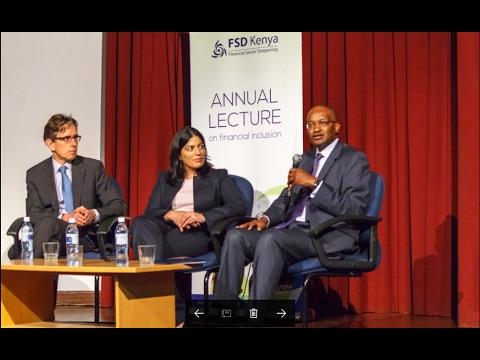 3rd FSD Kenya Public annual lecture 2017 – Invite
