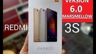 XIAOMI REDMI 3S INDONESIA - UNBOXING & RIVIEW Video