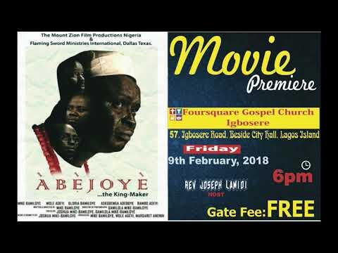 Abejoye movie Mount Zion Film
