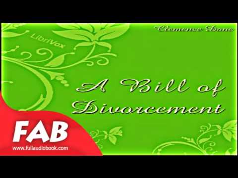 A Bill of Divorcement Full Audiobook by Clemence DANE by Tragedy Fiction