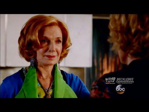 "Castle 8x05 ""The Nose""  Martha & Miss Sniff Season 8 Episode 5"