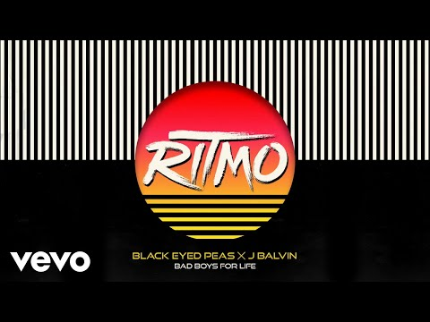 Black Eyed Peas, J Balvin - RITMO (Bad Boys For Life) (Audio)
