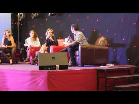 Hilarie Burton talks inspiration
