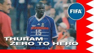 Video Thuram - Zero to Hero (EXCLUSIVE) MP3, 3GP, MP4, WEBM, AVI, FLV Desember 2018