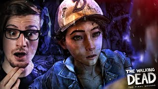 DID NOT SEE THAT COMING. || The Walking Dead: The Final Season (Season 4 Episode 2) Part 1