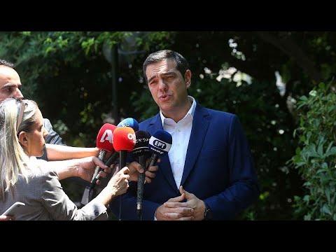 """Α.Τσίπρας: «Το αποτέλεσμα των ευρωεκλογών """"άνοιξε την όρεξη"""" στο παλιό πολιτικό κατεστημένο»…"""