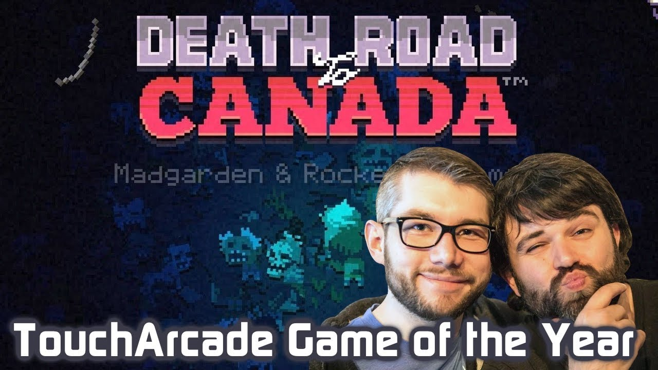 TouchArcade Game of the Year 2017: 'Death Road to Canada'